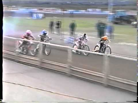 1993 Ipswich Witches vs Wolverhampton Wolves Heat 11