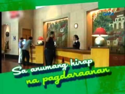 Pinoy Abroad with Ivan Mayrina and Rhea Santos sa GMA News TV International
