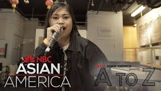 A To Z 2018: Ruby Ibarra Is A Scientist By Day, Rapper And Poet By Night | NBC Asian America - NBCNEWS