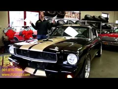 1965 Ford Mustang GT350R Hertz FOR SALE flemings ultimate garage