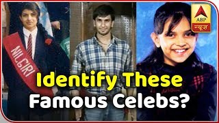 How Bollywood Celebs Looked As Kids - ABPNEWSTV