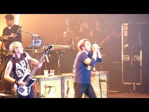My Chemical Romance - Teenagers - Live LG Arena Birmingham 2011