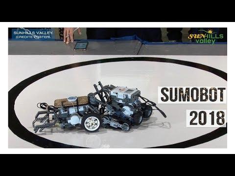 SUMOBOT 2018