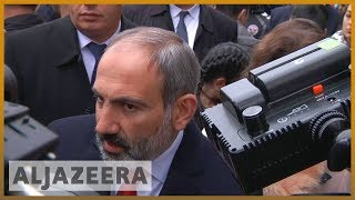 🇦🇲Armenia polls: PM Nikol Pashinyan's bloc wins by landslide | Al Jazeera English - ALJAZEERAENGLISH