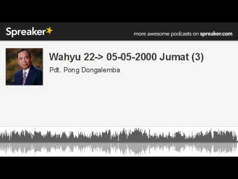 Wahyu 22- 05-05-2000 Jumat (3) (made with Spreaker)