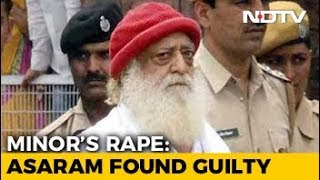 My Daughter's Happy Today, Says Father On Asaram Verdict - NDTV