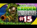 +20,000 Monedas Jardines y Cementerios - Let's Play #15 (Plantas Vs Zombies Garden Warfare)