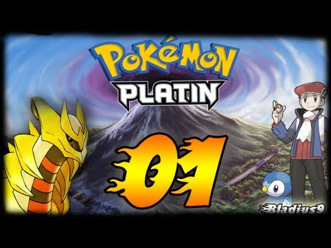 Let's Play Pokemon Platin - Part 1 - Ein ominöser Start