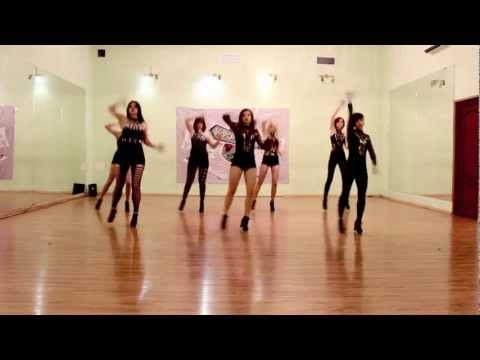 INSPIRIT - Brown Eyed Girls - Sixth Sense Dance Cover