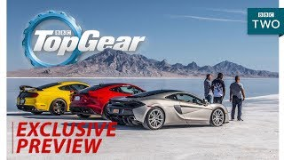 Top Gear Season 25 PREVIEW - BBC Two - BBC
