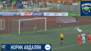 Russian footballer scores incredible 'backflip' penalty - RUSSIATODAY