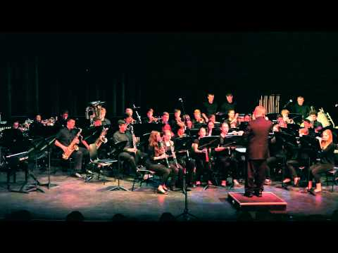 Bayerischer Defiliermarsch - The Contest Concert: VHS Wind and Percussion Ensembles, March 18, 2014