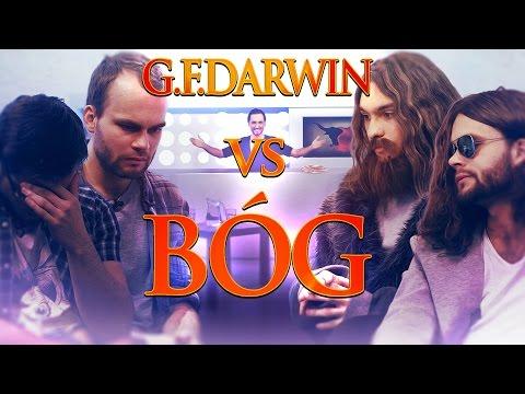"""Wielkie Konflikty - odc.11 """"G.F.Darwin vs Bóg"""""""