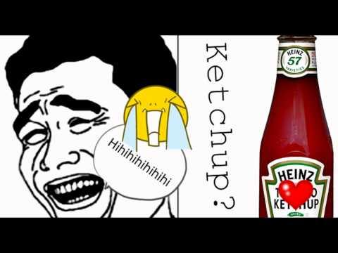 Ketchup [ If i catch you ] Michel Teló # [Paródia Legendada]