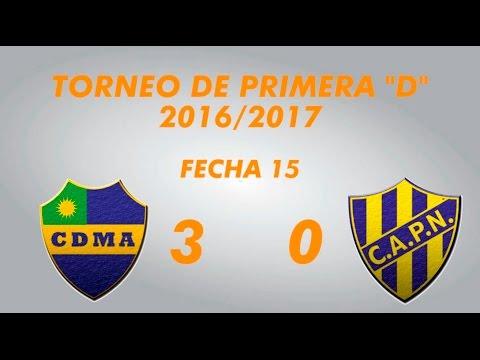 El Lechero dominó todo el partido. Goleó al Portuario y quedó a solo un punto de la cima del campeonato