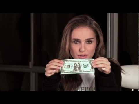 Lend a Hand with Natalie Portman