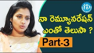 Serial Actress Bhavana Exclusive Interview - Part #3 || Soap Stars With Anitha - IDREAMMOVIES