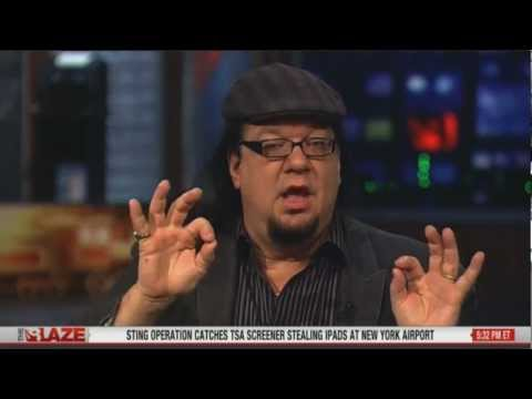 Glenn Beck talks to Penn Jillette, author of &quot;Every Day is an Atheist Holiday! More Magical Tales&quot;