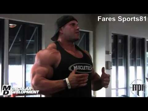 Jay Cutler 2013 Talks Olympia Prejudging, Phil Heath and Gives Bodybuilding Tips