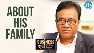 PV Rao About His Family || Business Icons With iDream - IDREAMMOVIES