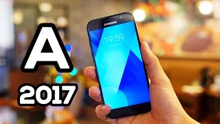 Kesan Pertama Samsung Galaxy A5 & A7 2017 Indonesia