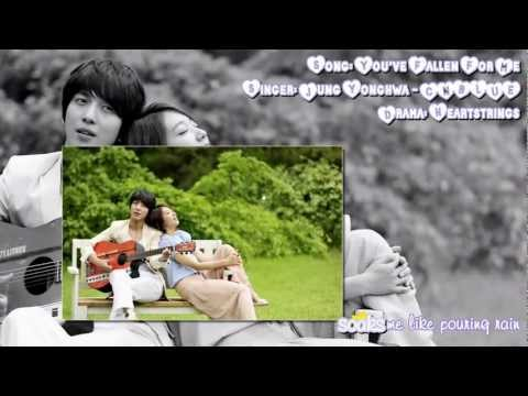 [English Sub] You've Fallen For Me [Jung Yong Hwa] Heartstrings OST