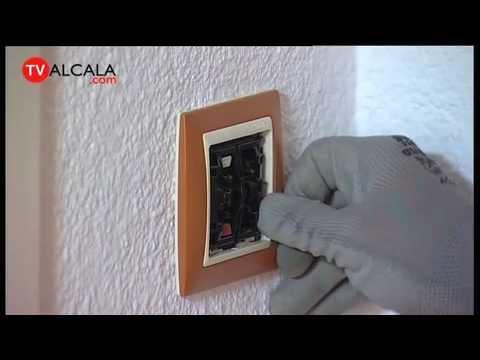 Cómo cambiar un interruptor de la luz