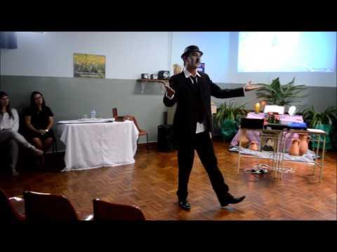 Apresentação Professor Welton Pinheiro - Charlie Chaplin
