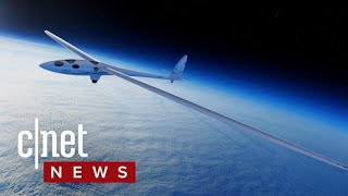 Perlan 2 Glider breaks world altitude record for gliders (CNET News) - CNETTV