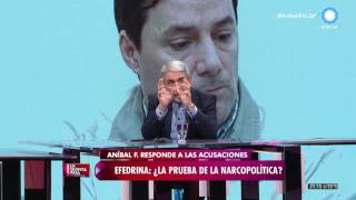 Volvió el Kapo narKo Aníbal Fernandez