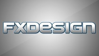 Photoshop CS5 Tutorial - Text FX with Layer Styles [EN][RO]