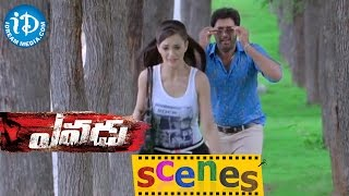 Yevadu Movie Scenes    Amy Jackson, Ajay Love Trap Scene    Shruti Haasan - IDREAMMOVIES