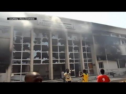 Burkina Faso military dissolves parliament
