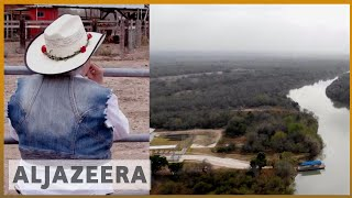 🇺🇸 US: Local residents oppose Trump's border wall | Al Jazeera English - ALJAZEERAENGLISH
