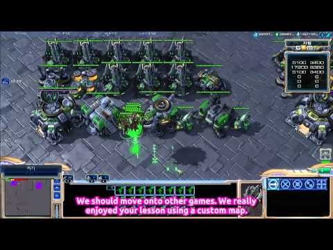 StarCraft 2 Ready Action - oGsMC - Part 2