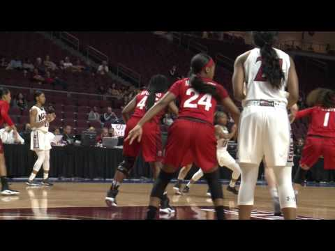 NM State WBB WAC title game highlights 2017