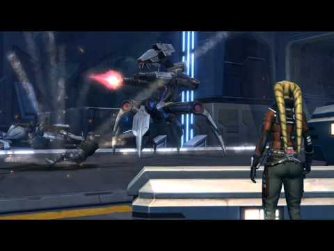 Star Wars: The Old Republic - Flashpoint Taral V Trailer