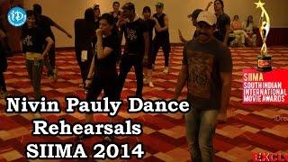 Nivin Pauly Dance Rehearsals@SIIMA 2014, Malaysia - IDREAMMOVIES