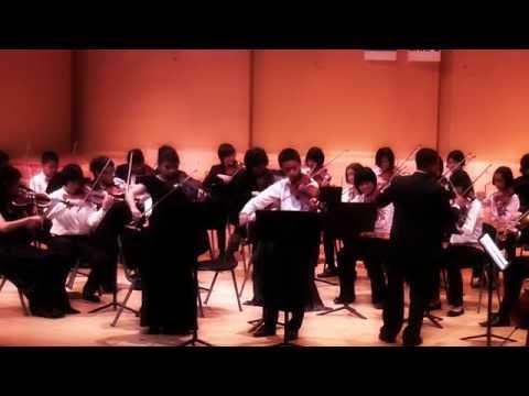 แกแนะอูแด (violins solo with orchestra version)