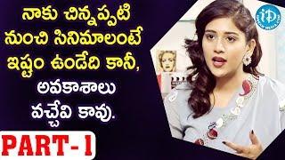 Celebrity Stylist Priyanka & Actress Chandini Interview Part #1 | Celeb Life Styles With Deeksha Sid - IDREAMMOVIES