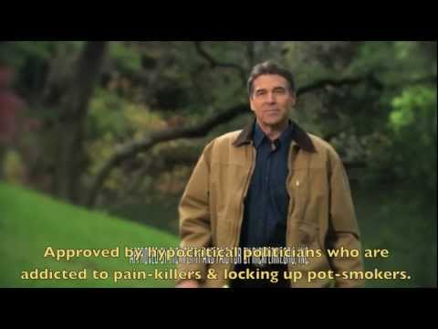 """Rick Perry's """"Strong"""" Ad"""