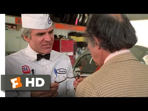 The Jerk (6/10) Movie CLIP - The Opti-Grab (1979) HD