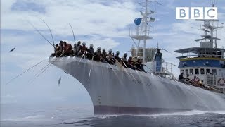 Tuna Fishing - South Pacific