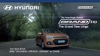Hyundai Grand i10 - Surprisingly Distinct