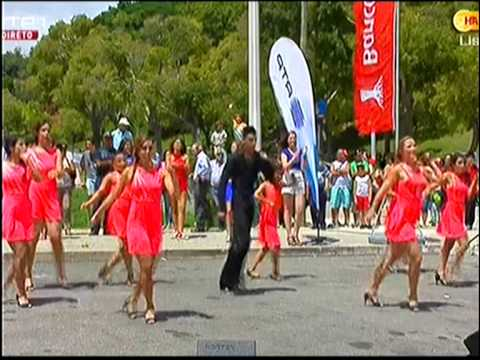 Academia de Dança Vanessa Silva na RTP1