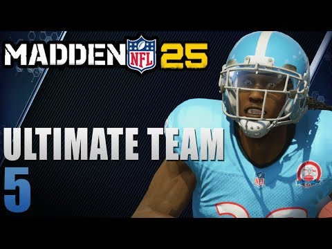 Madden 25 Ultimate Team Next-Gen : My Computer Ruined It All!!!! Ep.5