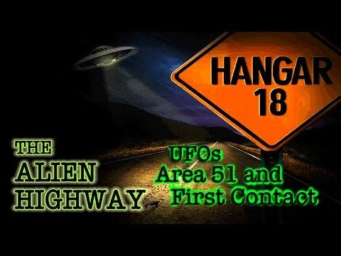 UFOTV® Presents - ALIEN HWY: UFOs and Area 51 - FREE Movie