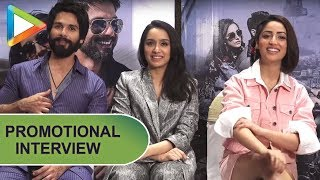 CHECK OUT: Shahid, Shraddha & Yami talk about Batti Gul Meter Chalu & lot more - HUNGAMA