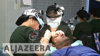 Iran cashing in on medical tourism - ALJAZEERAENGLISH