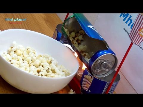 كيف تصنع الة الفشار[٢]...(2)How to make a popcorn machine
